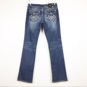 Miss Me Size 31 Bootcut Jeans Style JP5335B3